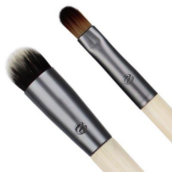 Concealer Duo Brush Set