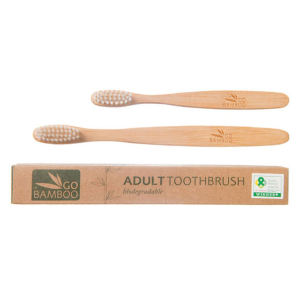 Bamboo Brush - Adult