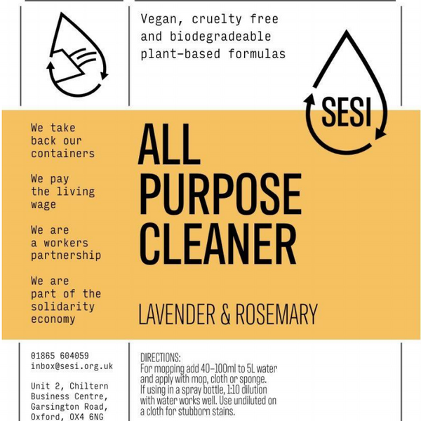 All purpose cleaner - refill