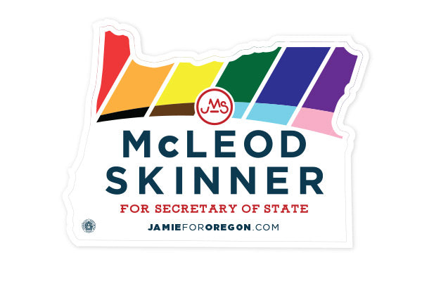 *Special Edition* JMS Pride Sticker