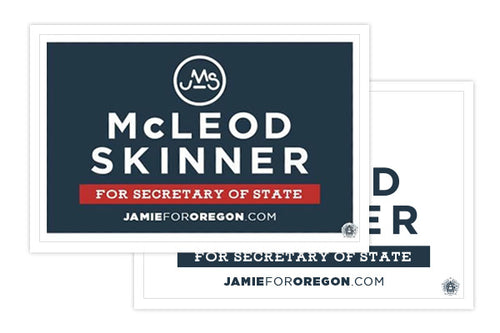 JMS Campaign Sticker (3