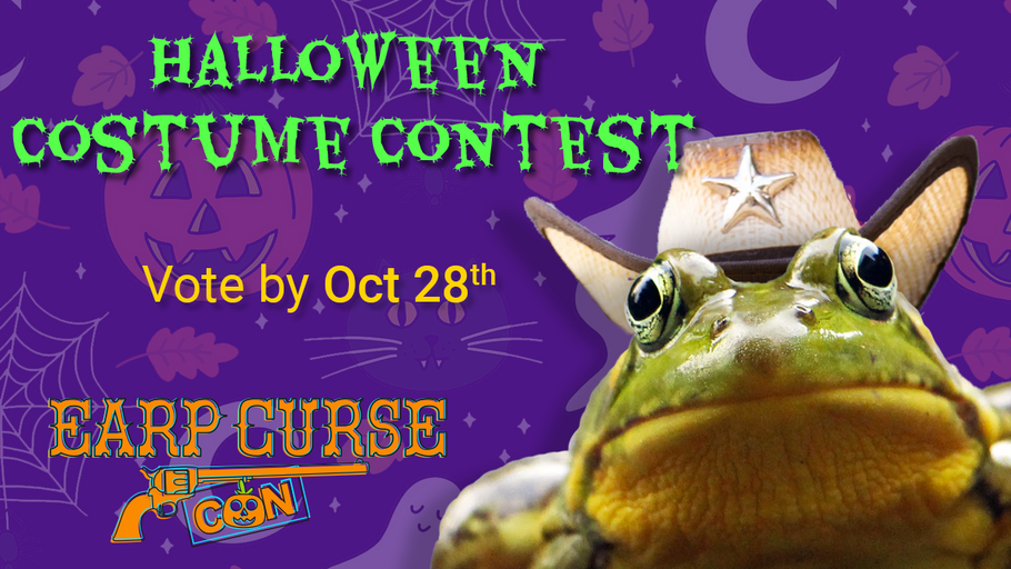 Halloween Costume Contest Voting Now Open