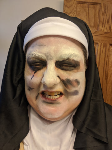 Sister Medea from the Holy War part 2 episode