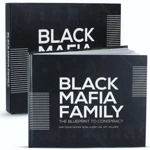 BMF Blueprint to Conspiracy Hard Copy Edition