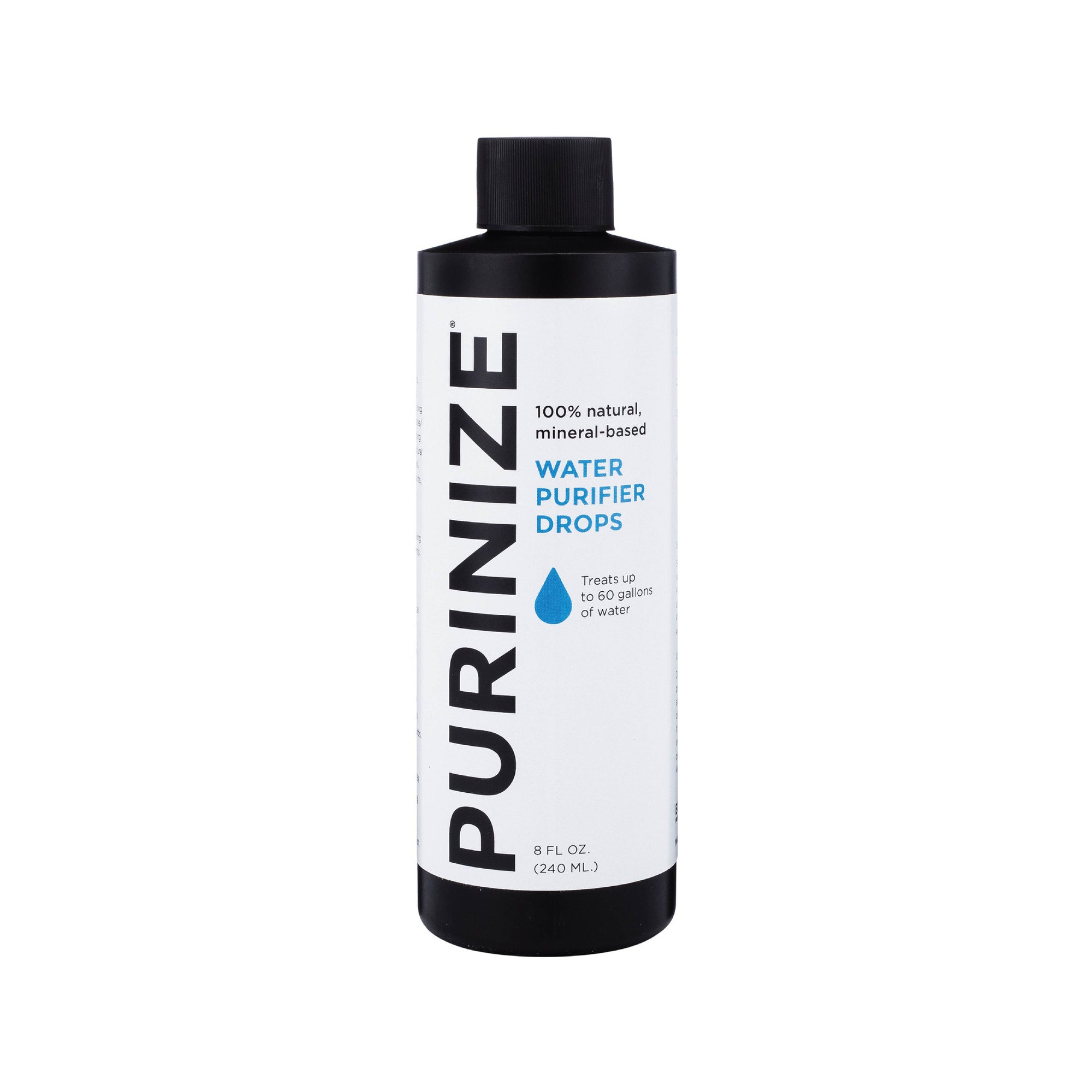 PURINIZE® WATER PURIFIER DROPS 8 OZ.