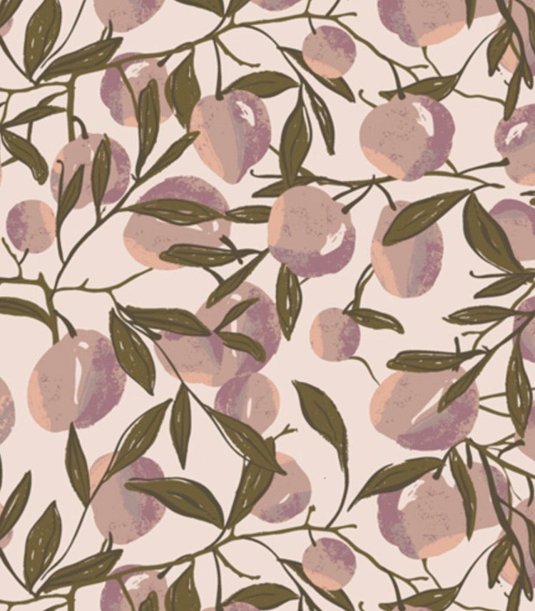 Lindon's Orchard on Cotton by Art Gallery Fabrics