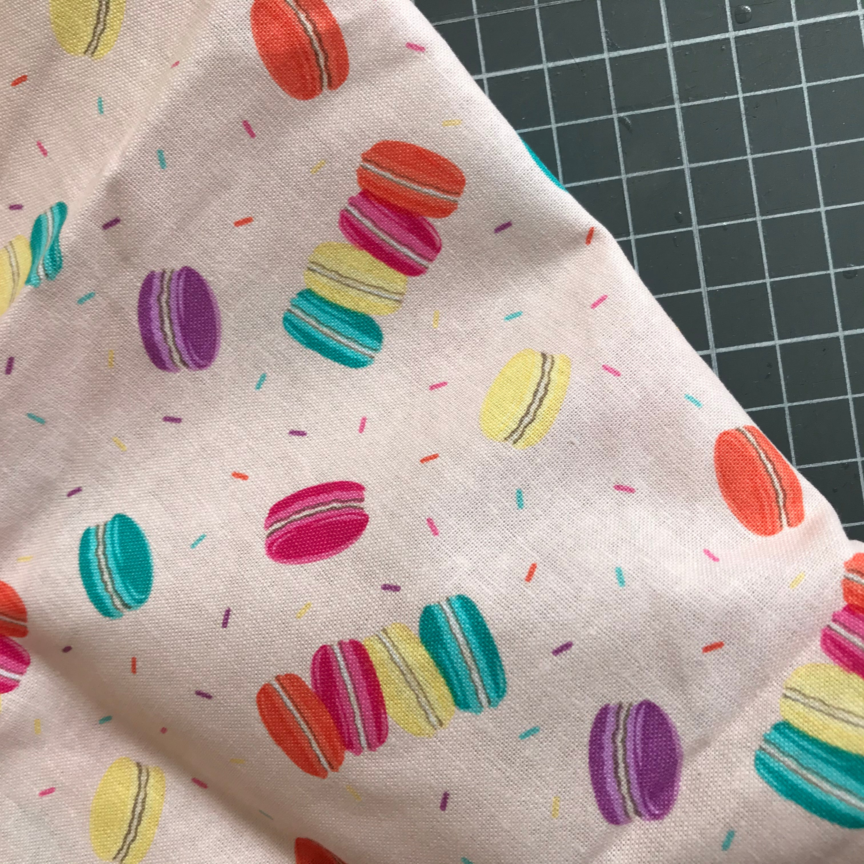Craft Cotton Co Macaron Fabric Remnant