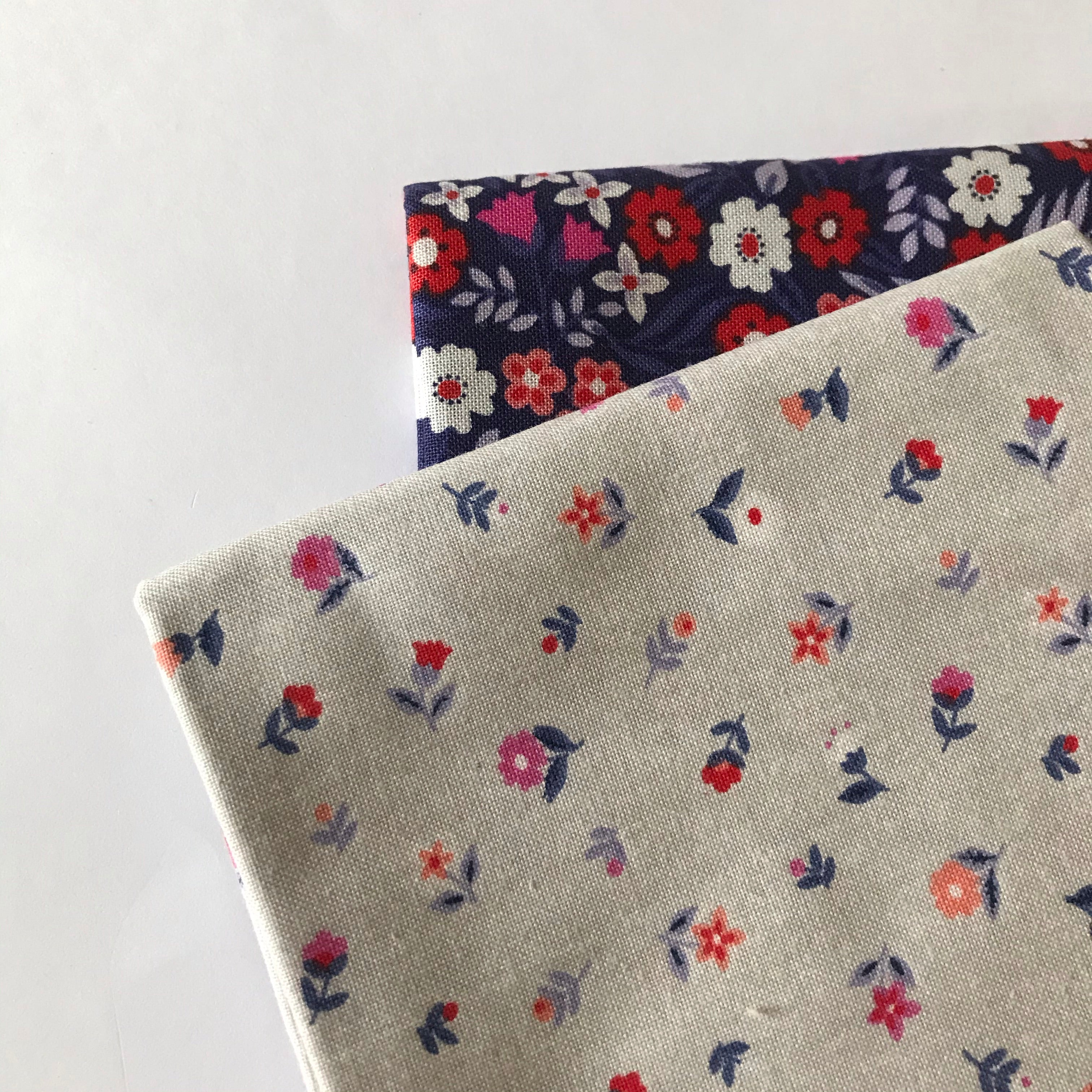 Cammeron Fat Quarter Bundle by The Craft Cotton Company