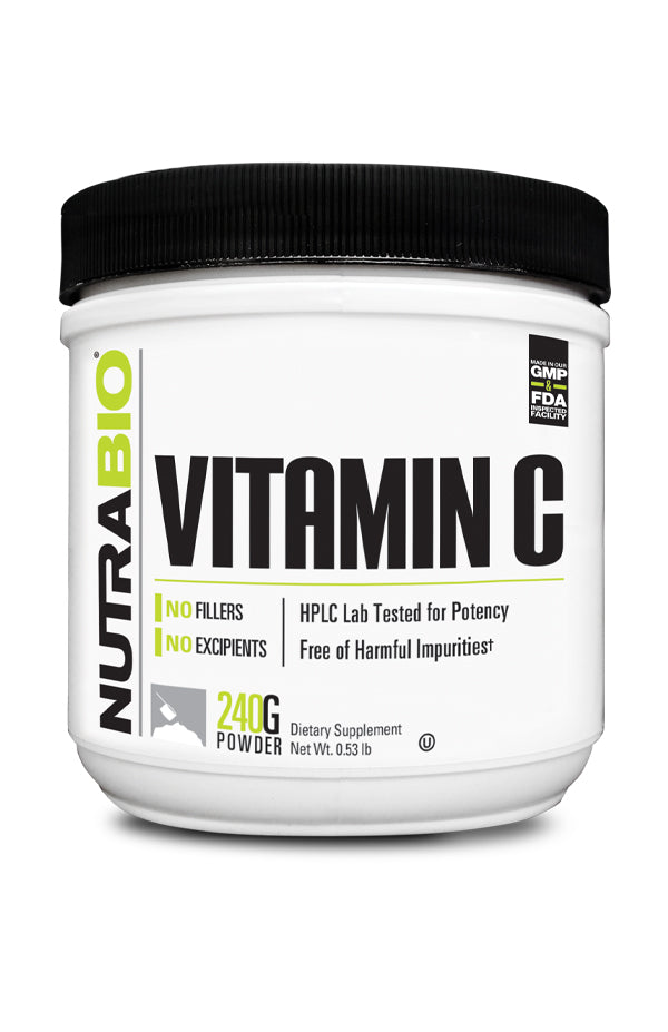 Vitamin C Powder with Rose Hips