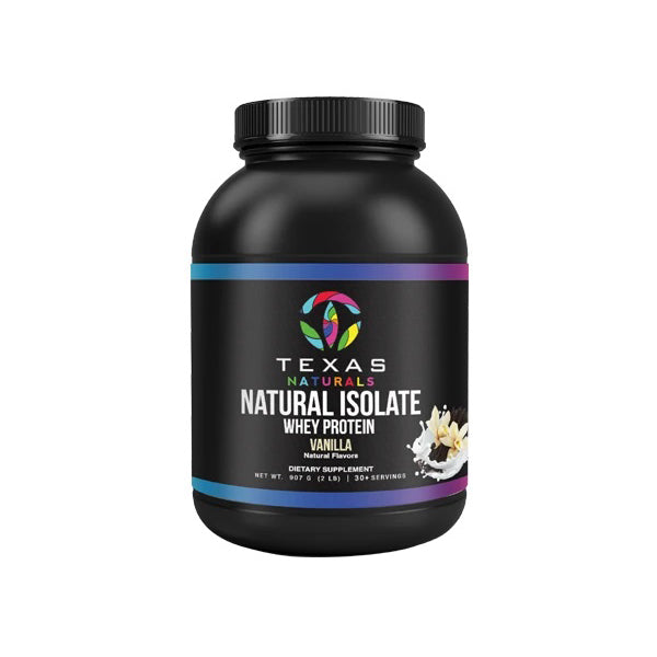 Natural Isolate - Vanila
