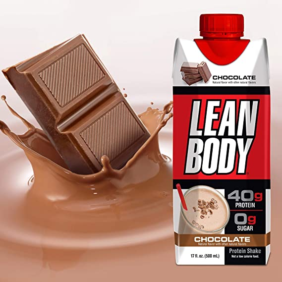 Lean Body Ready-to-Drink Chocolate Protein Shake