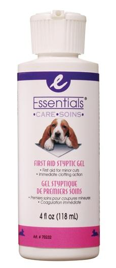 Gel styptique Essentials pour chiens, 118 ml (4 oz)