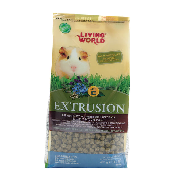 Aliment Extrusion Living World