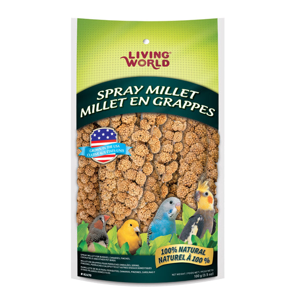 Millet en grappes Living World