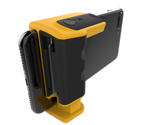 Load image into Gallery viewer, Adonit PhotoGrip, smartphone camera grip, shutter remote - Yellow