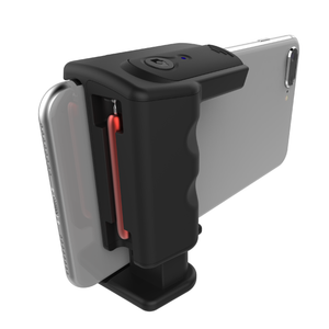Adonit PhotoGrip, smartphone camera grip, shutter remote - Black
