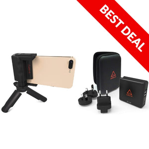 Adonit Photogrip & TravelCube