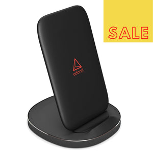 10W Wireless Phone Charger Stand for iPhone, Samsung and Android phones