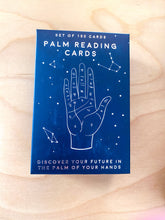 Load image into Gallery viewer, Palm Reading Cards