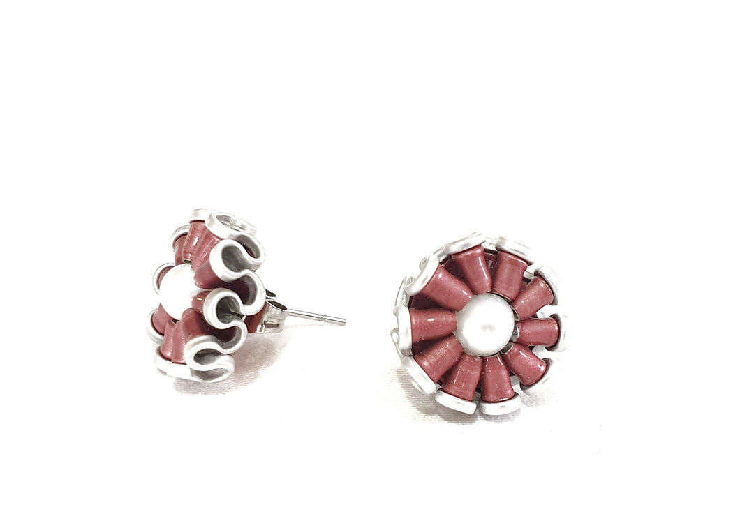 Small Flower 2 Stud Earrings