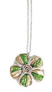 Flower Necklace 2