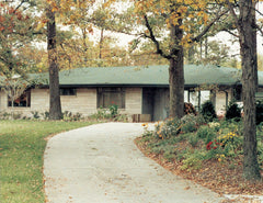 Garfield's creative headquarters, Paws, Inc., in 1981 was a simple ranch house.