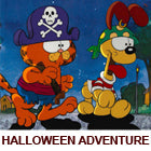 Garfield's Halloween Adventure TV Special