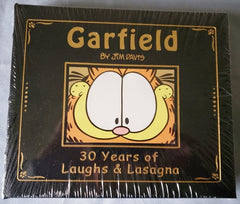 Garfield Leather Books.  Set of 3 by Easton Press