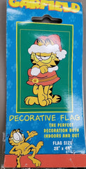 Garfield  Decorative Flag