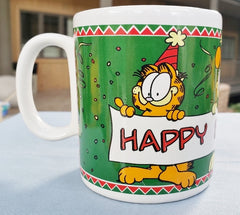 Garfield  Purse and Mug