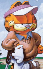 The Face of Garfield