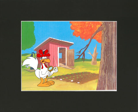U.S. Acres Animation Cel