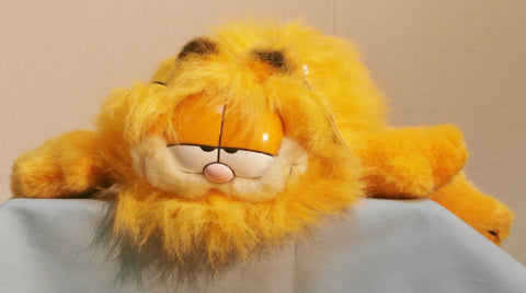 Garfield  Blow Dry Plush.  ON SALE. Reg $40