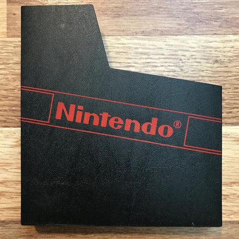 Nintendo NES Game Sleeve Dust Cover