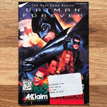 Batman Forever Instruction Manual