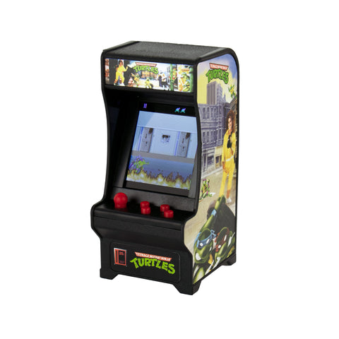Teenage Mutant Ninja Turtles - Tiny Arcade