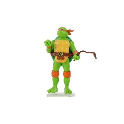 Michelangelo - TMNT - World's Smallest Micro Action Figure