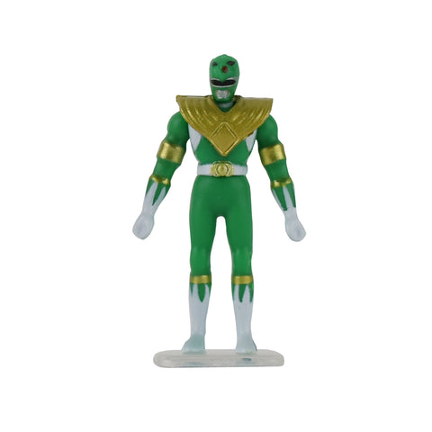 Green Ranger - Power Rangers - World's Smallest Micro Action Figure