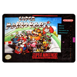 Super Mario Kart Fleece Throw Blanket