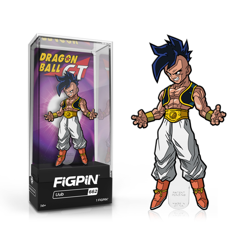 Uub (#662) - Dragon Ball GT - Limited Edition - FiGPiN