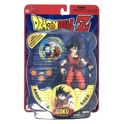 Goku - Dragon Ball Z - Series 4 - Action Figure