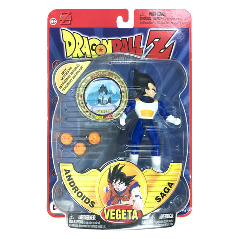 Vegeta - Dragon Ball Z - Series 4 - Action Figure