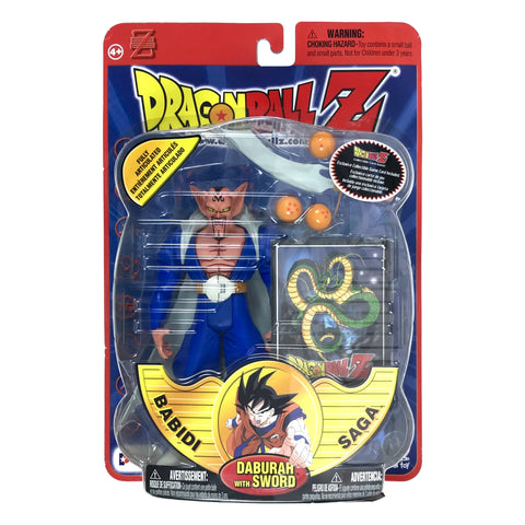 Daburah with Sword - Dragon Ball Z - Series 8 - Action Figure