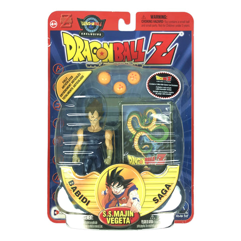 S.S. Majin Vegeta (Beckett Exclusive) - Dragon Ball Z - Series 7 - Action Figure