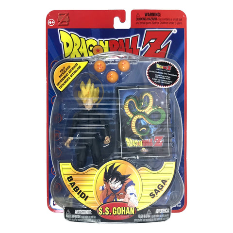 S.S. Gohan - Dragon Ball Z - Series 8 - Action Figure