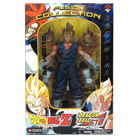 SS Vegito - Dragon Ball GT - Fusion Collection - Action Figure