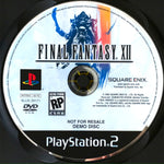 Final Fantasy XII Demo Disc