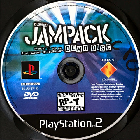 Jampack Demo Disc Vol. 14