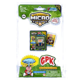 Garbage Pail Kids - Series 1 - World's Smallest Set of 3 Micro Pop Culture Figures