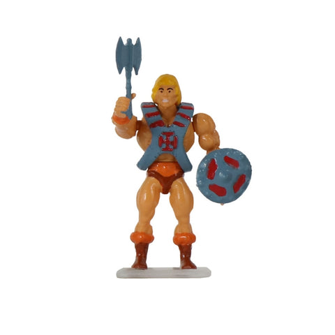He-Man - Masters of the Universe - World's Smallest Micro Action Figure